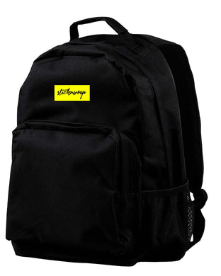Sticknwrap Back Pack