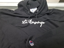 Load image into Gallery viewer, Champion x Sticknwrap Hoodie (limited run)