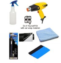 Do It Yourself KIT 2 (Tools + Material)