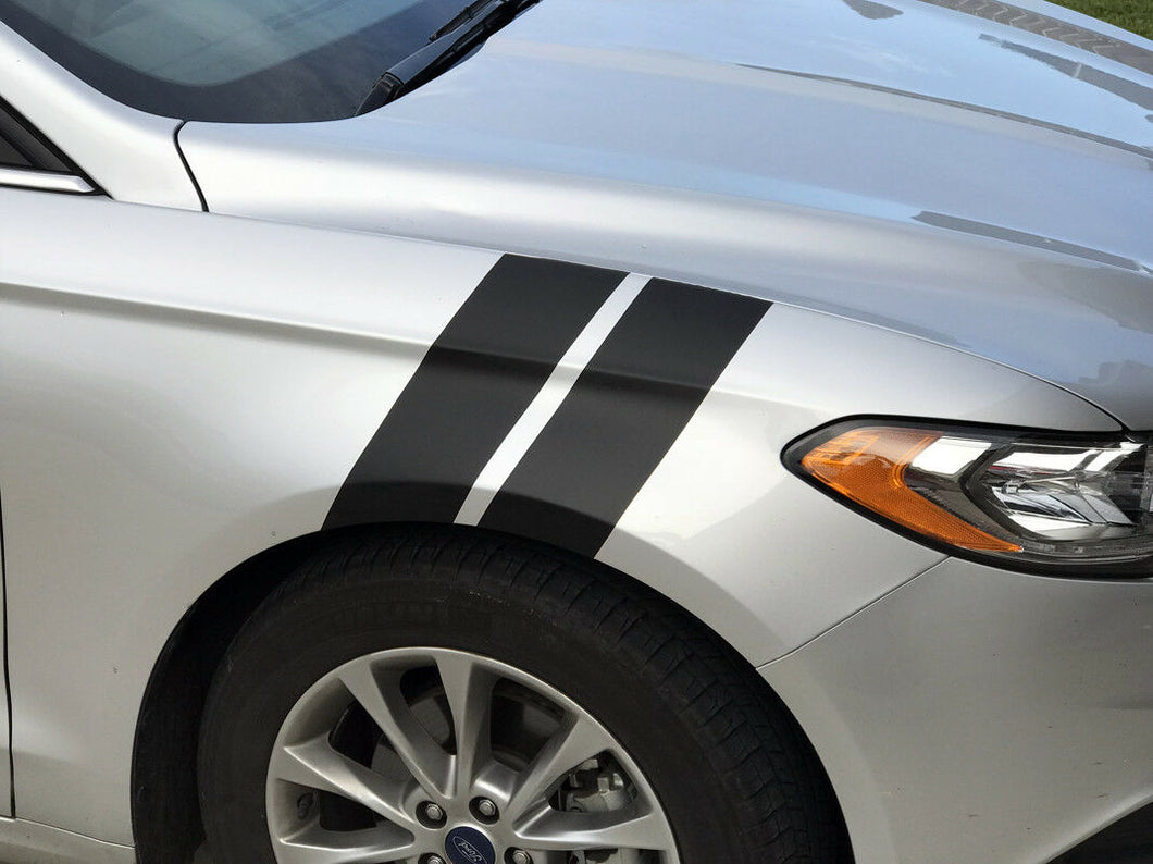Fender Racing Stripes Decal