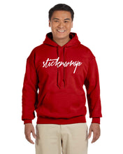 Load image into Gallery viewer, Sticknwrap Hoodie 3