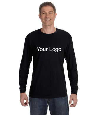 100 Black Long Sleeves