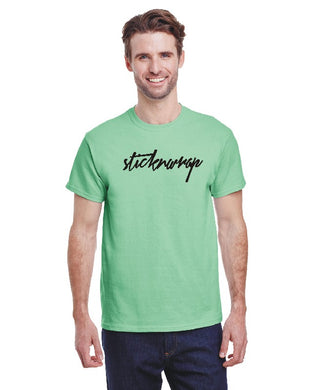Sticknwrap T-shirts (mint)