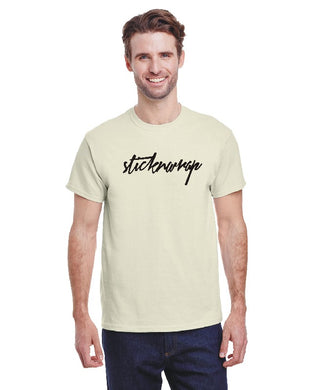 Sticknwrap T-shirts (natural)