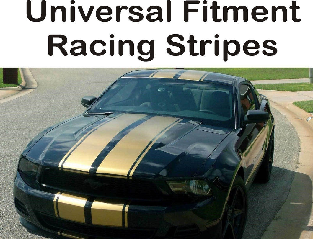 Universal Racing Stripes (coming soon)