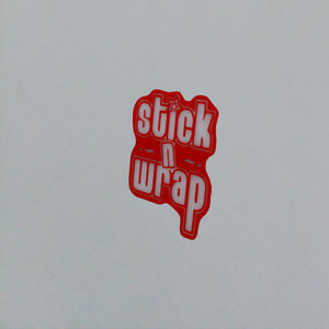 Sticknwrap Stamp Decal
