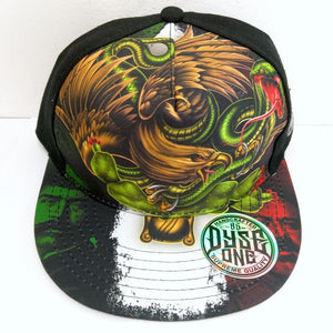 NEW* DYSE ONE ESTADOS HAT SNAP BACK BLACK