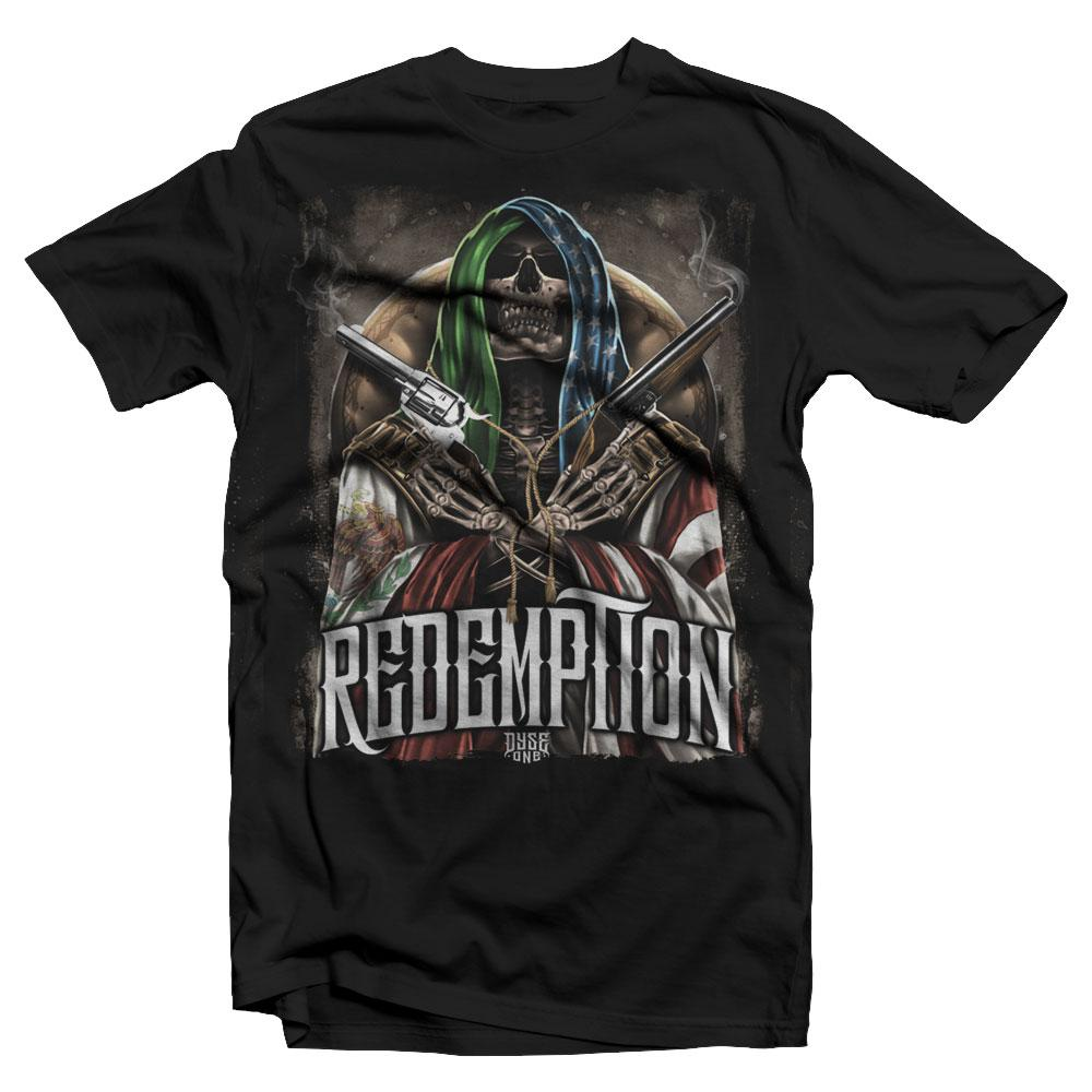 DYSE ONE REDEMPTION  TEE