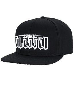 DYSE ONE BLESSED SNAP BACK BLACK