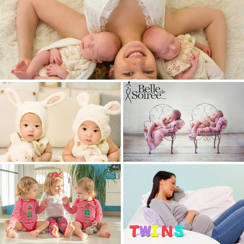 Tips for Raising Twins (or more) as a Single Mum