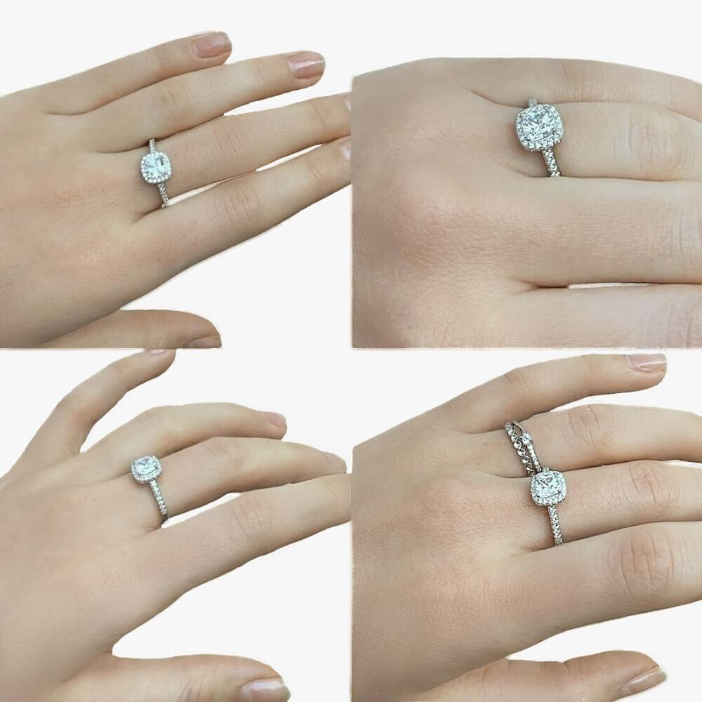 Wedding Accessories-Stunning Resizable Silver Ring
