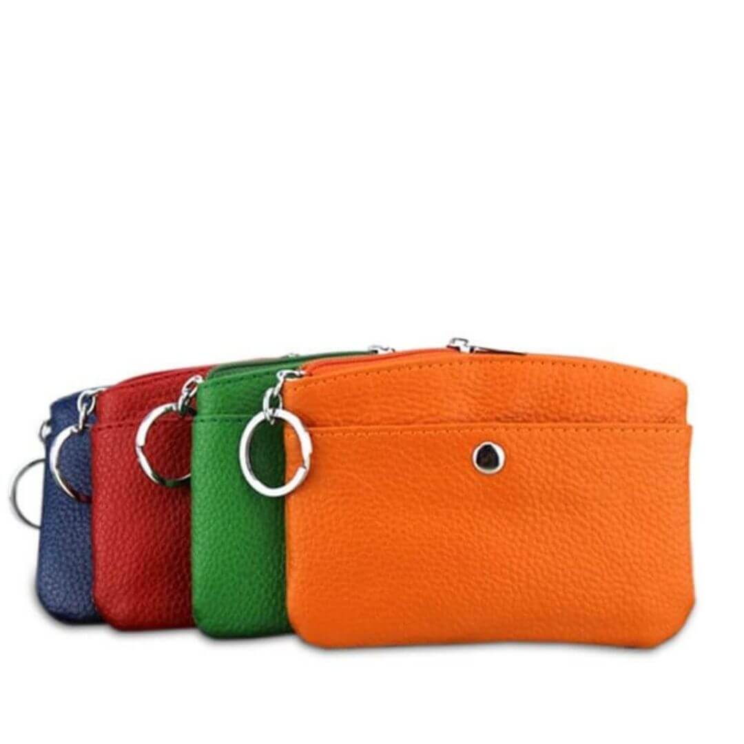 Genuine Leather Mixt Color Purses