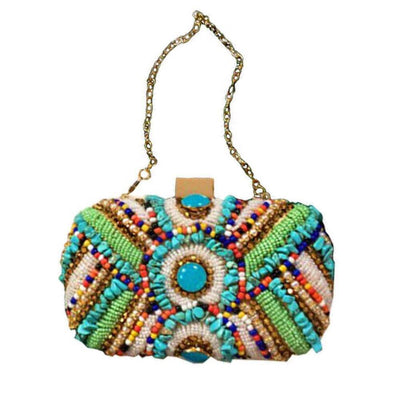 Beaded Bag Josephine - belledesoiree.com