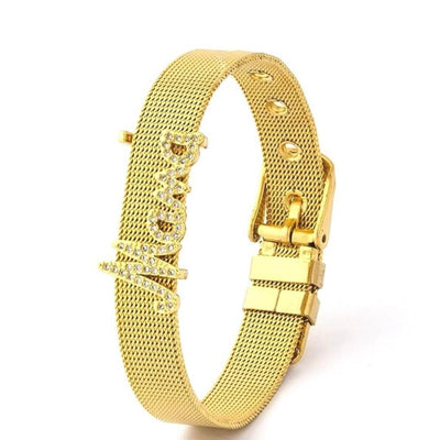 Mothers day Gold Bangle