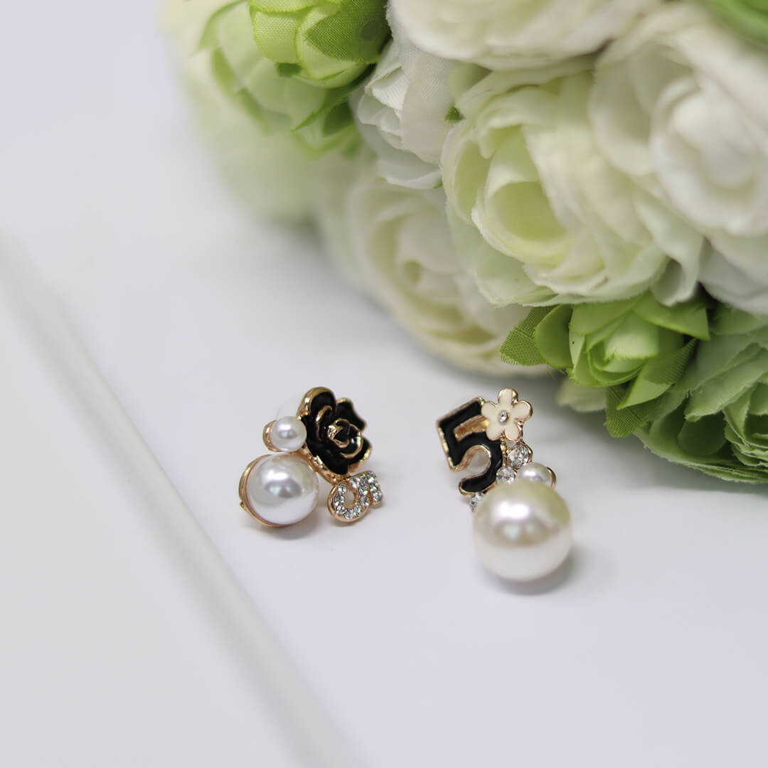 Pearl Earrings IRINA