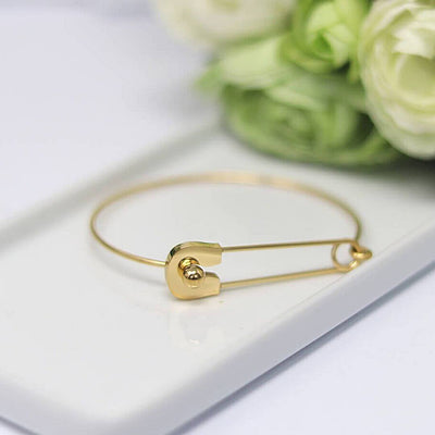 Vintage Gold Plated Bangle