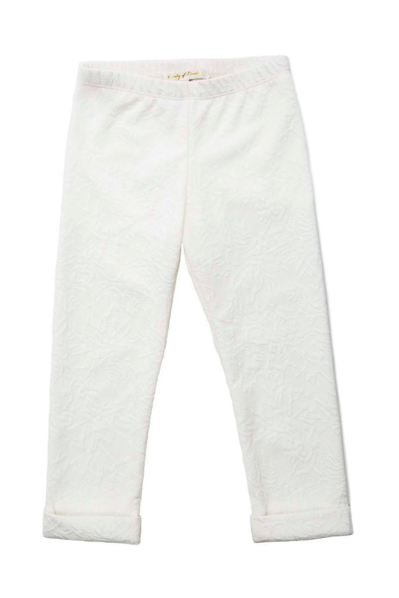 Legging Trousers White