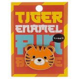 Novelty Cute Tiger Enamel Pin Badge