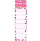 Floral Notepad - Floral Fusion