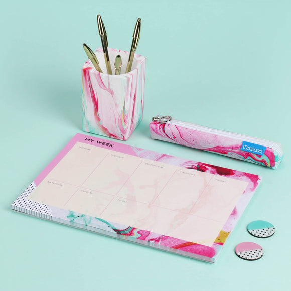 Marble Stationery Set - The Essential Set - Main