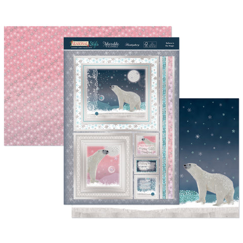Believe in the Magic Luxury Topper Set - Hunkydory - Made by you Supplies