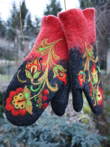 Soft Vintage Gloves & Mittens