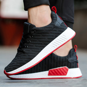 Mesh Breathable Casual Summer Men's  Running Shoes Sneakers