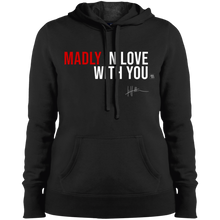 Load image into Gallery viewer, Madly In Love With You - Ladies Sweatshirt