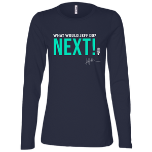 Next! Ladies Long-sleeve Tee