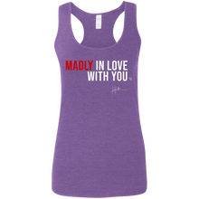 Load image into Gallery viewer, Madly In Love With you - Ladies Tank