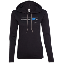 Load image into Gallery viewer, What Would Jeff Do? Signature - Ladies Pullover