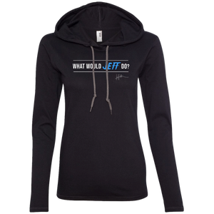 What Would Jeff Do? Signature - Ladies Pullover