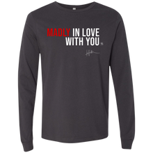 Load image into Gallery viewer, Madly In Love With You - Mens Long-sleeve Tee