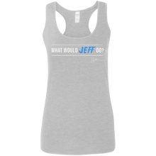 Load image into Gallery viewer, What Would Jeff Do? Signature - Ladies Tank
