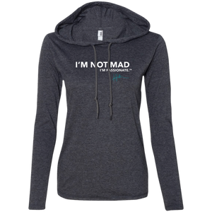 I'm not mad. I'm passionate - Ladies Pullover