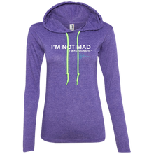 Load image into Gallery viewer, I'm not mad. I'm passionate - Ladies Pullover