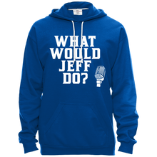 Load image into Gallery viewer, What Would Jeff Do? Logo - Mens Sweatshirt