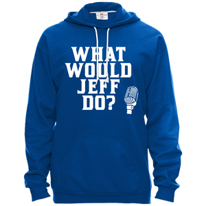 What Would Jeff Do? Logo - Mens Sweatshirt