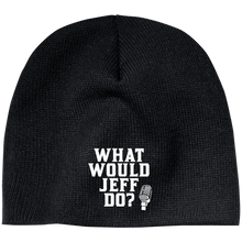 Load image into Gallery viewer, WWJD? Acrylic Beanie