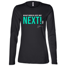 Load image into Gallery viewer, Next! Ladies Long-sleeve Tee