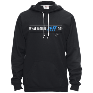 What Would Jeff Do? Signature - Mens Sweatshirt