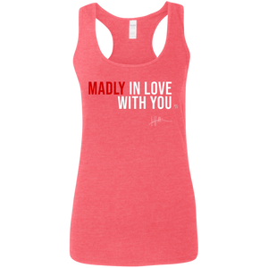 Madly In Love With you - Ladies Tank