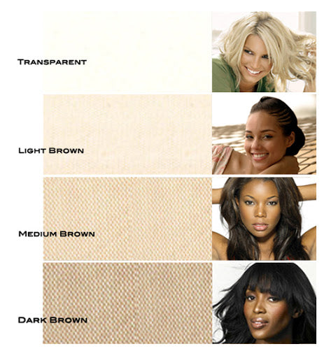 ashimary lace color chart