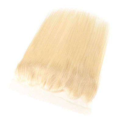 613 Blonde Hair Lace Frontal Closure 13x4 Inchs 100% Human Hair - ashimaryhair