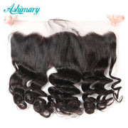 Loose Wave Hair Lace Frontal 13x4Inchs 100% Virgin Human Hair - ashimaryhair