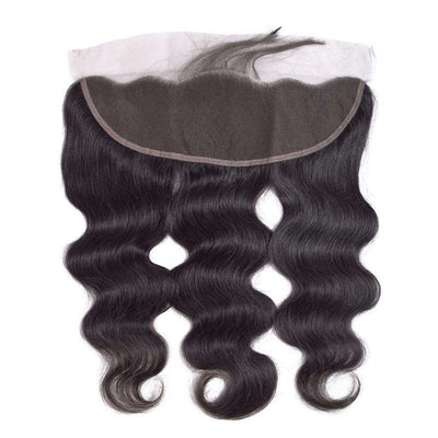Body Wave Hair Lace Frontal Closure 13x4 Inchs Hair 100% Human Hair - ashimaryhair