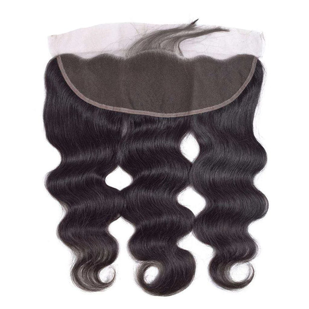 Body Wave Hair Lace Frontal Closure 13x4Inchs Hair 100% Human Hair Free Shipping - ashimaryhair