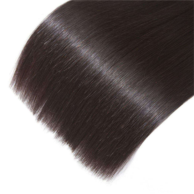 Ashimary Hair Straight Brazilian Virgin Human Hair Weave Bundles