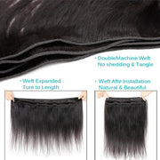 Top Quality Straight Human Hair Weave Bundles-AshimaryHair.com