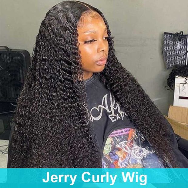 Long Wigs Human Lace Front Wigs Straight& Wavy &Curly 13x4 Frontal Wigs 28-38 Inch